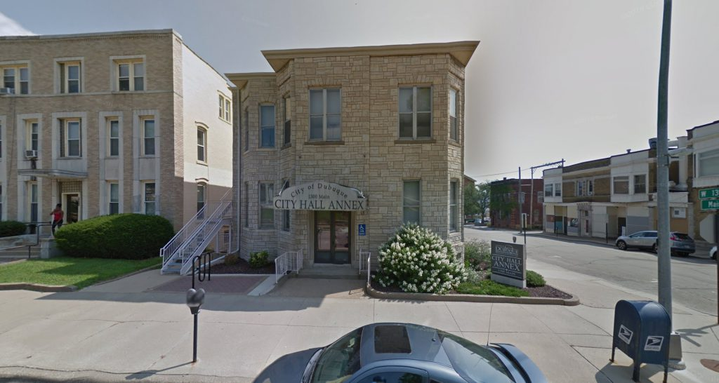 City of Dubuque Health Services Department